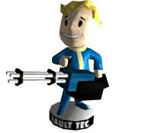 Fallout 3 Bobblehead