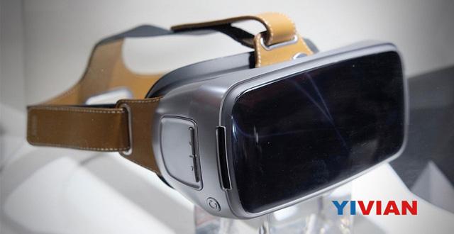 <b>华硕在台北国际电展(Comuputex)上发布了VR头显 颜值颇高</b>
