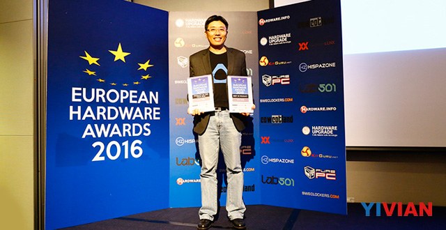 HTC Vive获欧洲硬件奖两项大奖