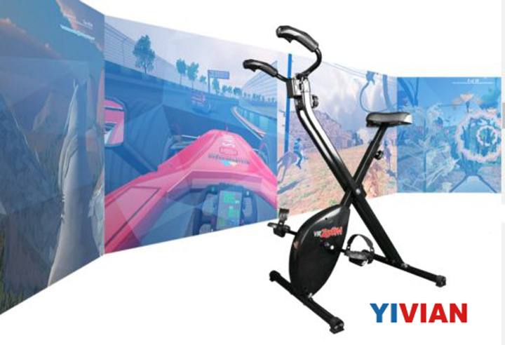 VR自行车VirZOOM将在E3大展上发布 创造虚拟现实健身体验