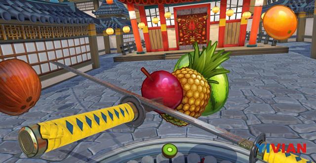 <b>《水果忍者VR》体验手记:玩法出众 容易上手</b>